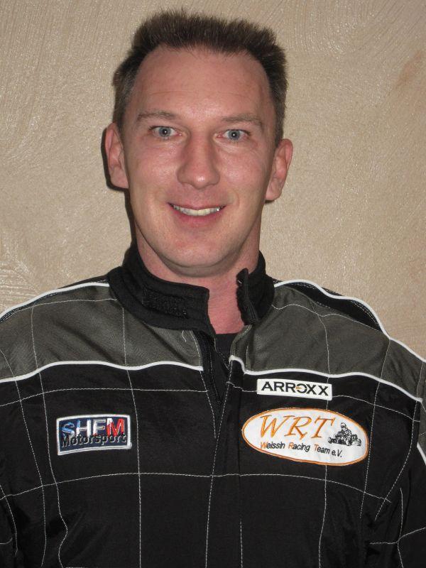 Michael Weissin, 1. Vorsitzender und Fahrer