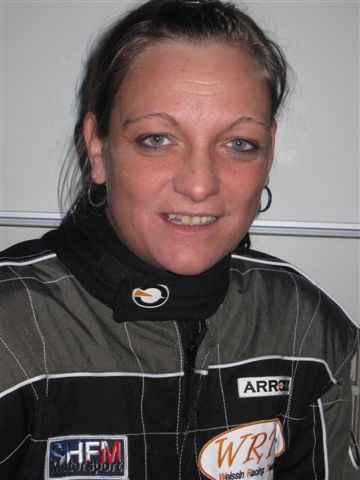 Cindy Braun; Fahrerin